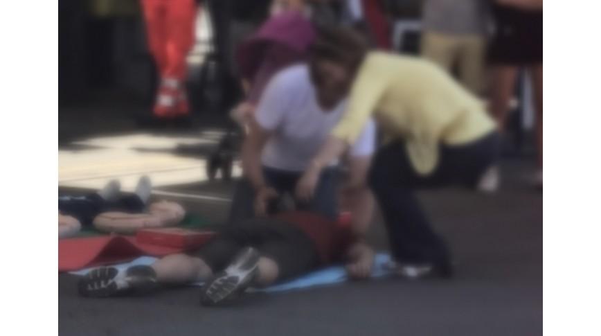 Arresto cardiaco: salvare la vita in quattro mosse