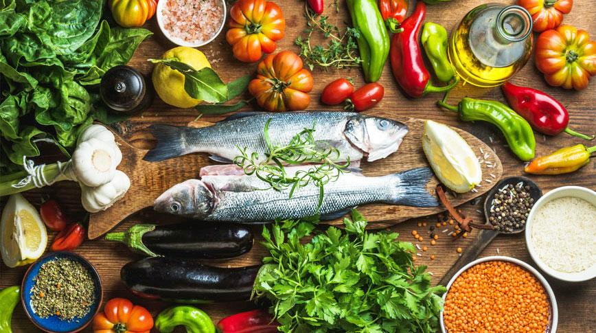 I nove segreti della dieta mediterranea