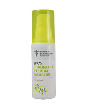 SPRAY CITRONELLA LEDUM PALUS