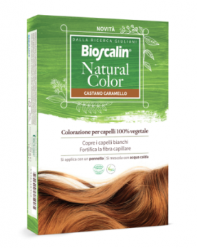 BIOSCALIN NATURAL COLOR CASTANO AMBRATO