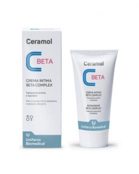 CERAMOL CREMA INTIMA ΒETA COMPLEX 50ML