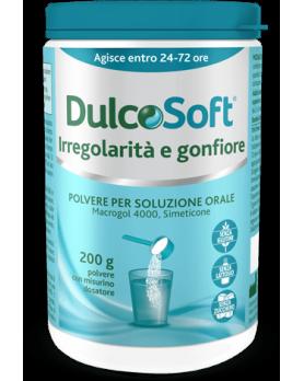 DULCOSOFT IRREGOLARITÀ E GONFIORE POLVERE PER SOLUZIONRE ORALE 200 G