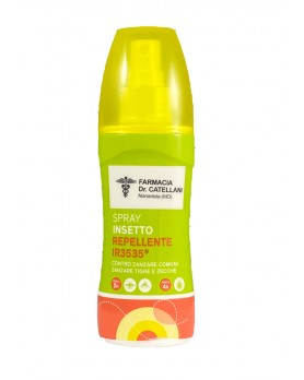 FARMACIA NUOVA SPRAY INSETTO REPELLENTE IR3535 100 ML