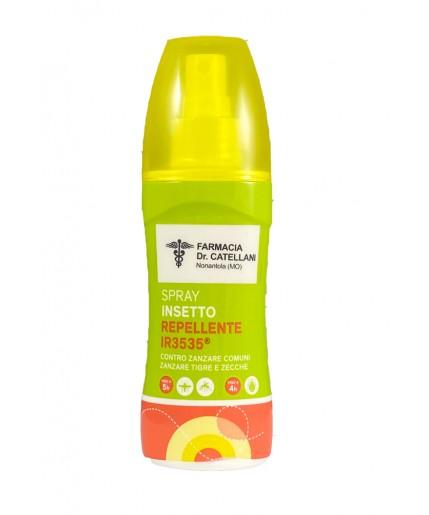 FARMACIA NUOVA SPRAY INSETTO REPELLENTE IR3535 100 ML