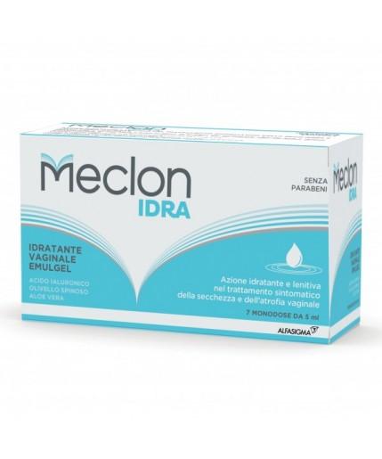 MECLON IDRA IDRATANTE VAGINALE EMULGEL 7 MONODOSI DA 5 ML