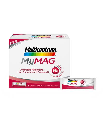 MULTICENTRUM MYMAG 30 BUSTINE