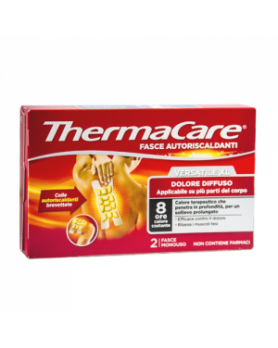 THERMACARE 2 FASCIA AUTORISCALDANTI FLEXIBLE USE XL