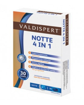 VALDISPERT NOTTE 4IN1 30 CAPSULE MOLLI