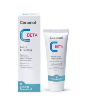 CERAMOL BETA PASTA ACQUA 75ML
