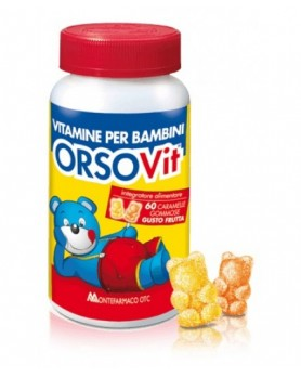 ORSOVIT 90 CARAMELLE GOMMOSE