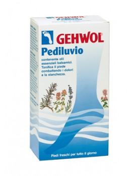 GEHWOL PEDILUVIO POLVERE 400G