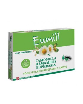 EUMILL GOCCE OCULARI 10 FLACONCINI DA 0,5ML