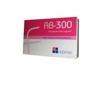AB 300 CAPSULE VAGINALI 10PZ
