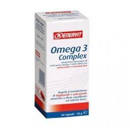 ENERVIT OMEGA3 COMPLEX 60CPS