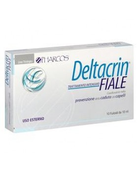 DELTACRIN FIALE PHARCOS 10F 10