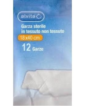 ALVITA GARZA TNT 18X40CM 12PZ