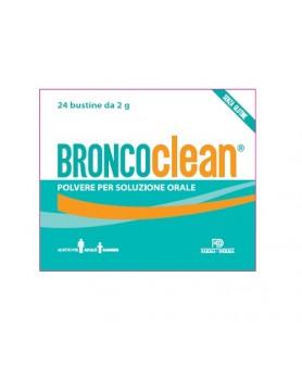 BRONCOCLEAN POLVERE 24BUST
