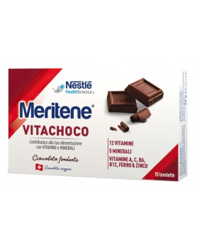 MERITENE VITACHOCO FONDENTE 75G