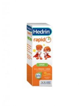 HEDRIN RAPIDO LIQUIDO SPR 60ML