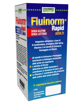 FLUINORM RAPID 250ML