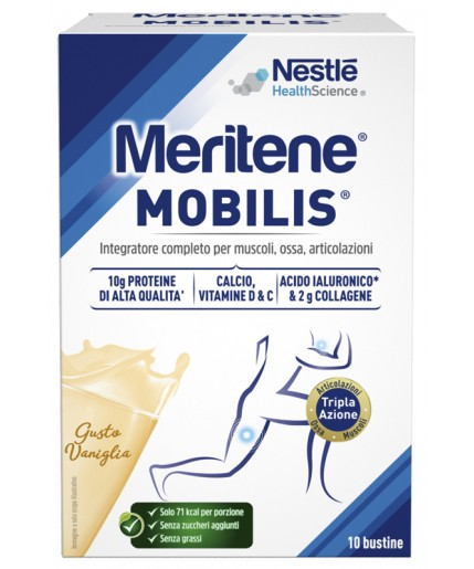 MERITENE MOBILIS VANIGLIA 10 BUSTINE