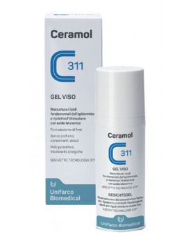 CERAMOL 311 GEL VISO 50ML
