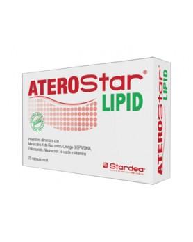 ATEROSTAR LIPID 20CPS 1300MG