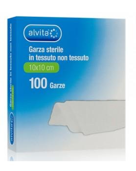 ALVITA GARZA TNT 10X10CM 100PZ