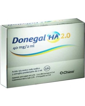 DONEGAL HA 2.0 SIR 40MG 2ML3PZ