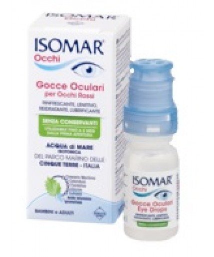 ISOMAR OCCHI AI 0,2% 10ML