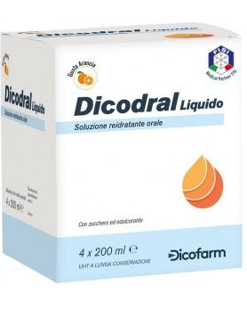 DICODRAL LIQUIDO 4X200ML
