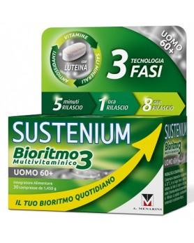 SUSTENIUM BIORITMO3 UOMO 60+ 30 COMPRESSE
