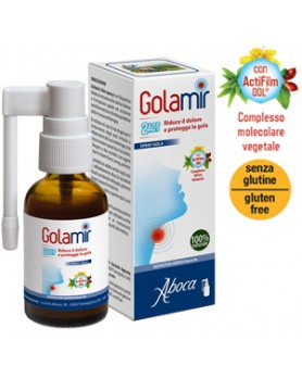 GOLAMIR 2ACT SPRAY 30ML
