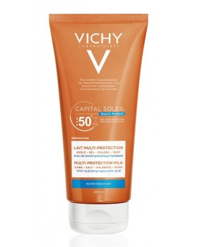 CAPITAL SOLEIL BEACH PROTECT LATTE MULTI-PROTEZIONE SPF50+