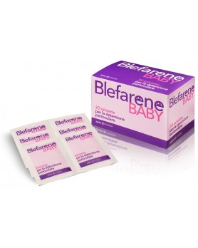 BLEFARENE BABY 30 SALVIETTE