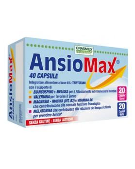 ANSIOMAX 20CPS ROSA+20CPS BLU