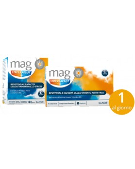 MAG STRESS RESIST 30 STICK MONODOSE