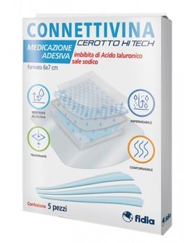 CONNETTIVINA CEROTTO HITECH 6 X 7 CM