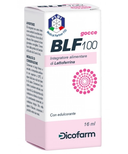 BLF 100 GOCCE LATTOFERRINA 16 ML