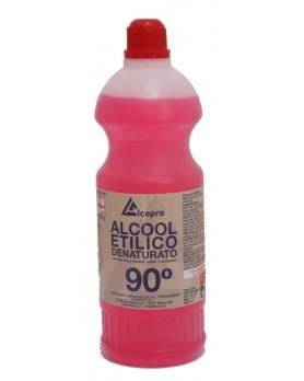 ALCOOL DENATURATO 90% 500ML