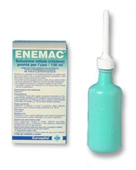 ENEMAC FL 130ML 16,1+6/100ML