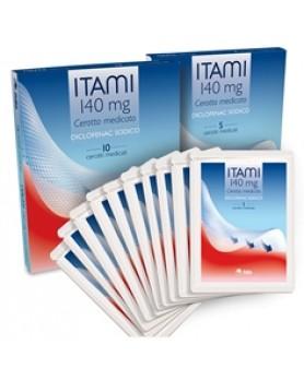 ITAMI 10CER MEDIC 140MG