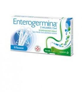 ENTEROGERMINA OS 10FL 2MLD/5ML