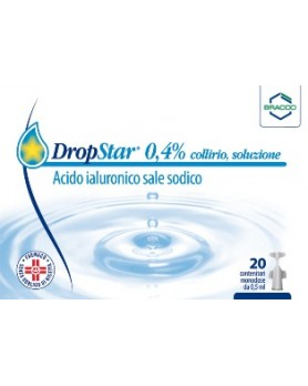 DROPSTAR COLLIRIO 20FL 0,5ML
