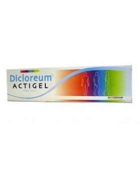 DICLOREUM ACTIGEL GEL 50 GRAMMI 1%