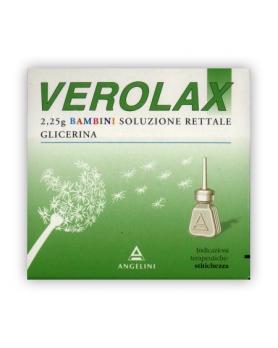 VEROLAX BB RETT 6CLISMI 2,25G