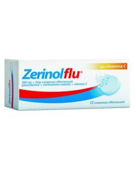ZERINOLFLU 12CPR EFF
