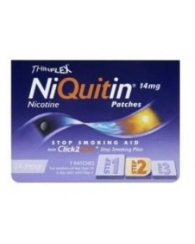 NIQUITIN 7CER TRANSD 14MG/24H