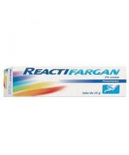REACTIFARGAN CREMA 20G 2%