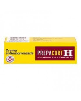 PREPACORTH CR 20G 0,5G+5G/100G